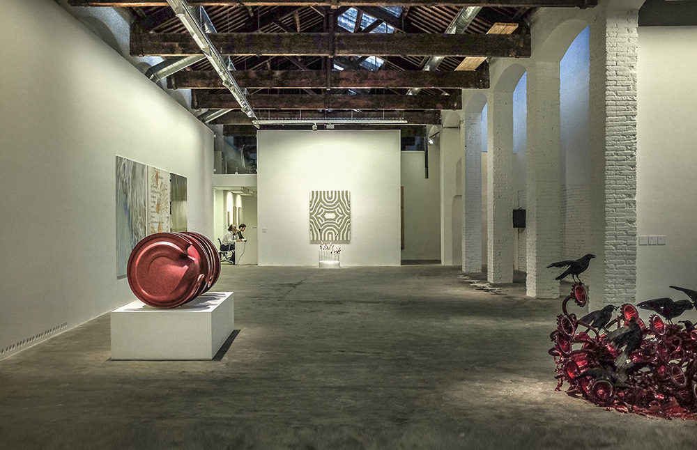 Galería Carles Taché, la elegancia del arte.