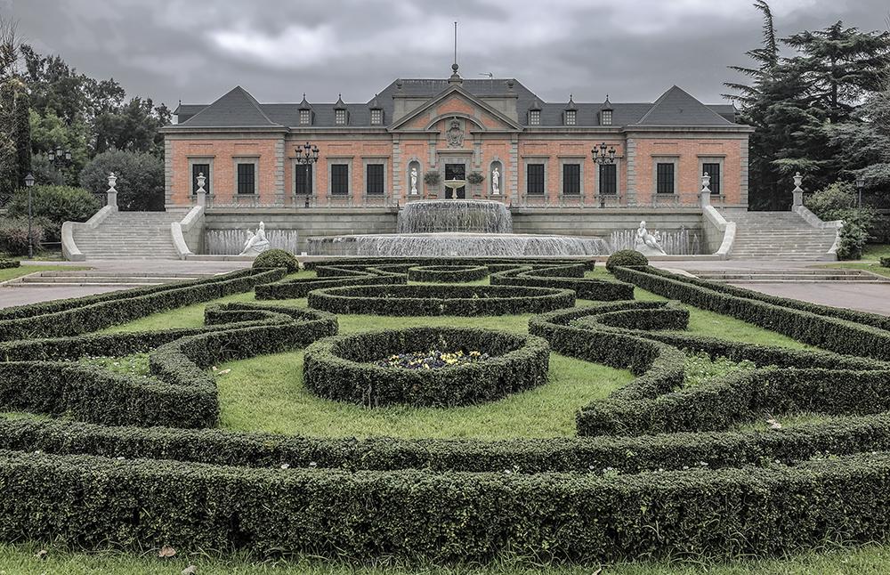 Palacete Albeniz y Jardines Joan Maragall
