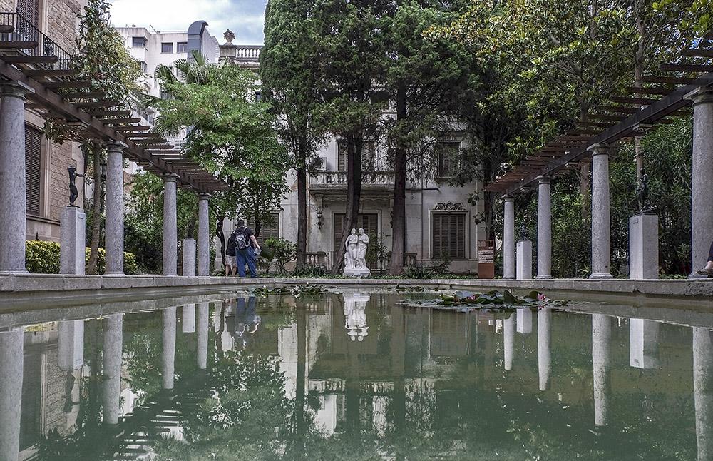 Jardines de la Fundación J.Muñoz Ramonet